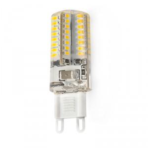 Лампа LED светодиодная 5W 220V G9 4000K LED-JCD-standard  (для точечных светильников) Холодный свет