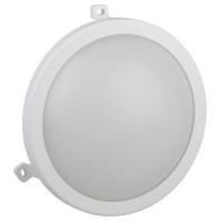 Светодиодный светильник IP65 12Вт 4000К 960лм 190х75 КРУГ shrink (12/288)