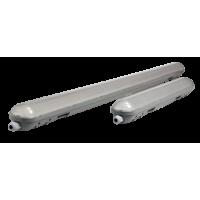 Светодиодный светильник IP65 1200х76х66 36Вт 3200Лм 4000К матовый
