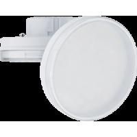 Лампа светодиодная LED-GX53-standard 10Вт 160-260В 3000К 800Лм  Теплый свет