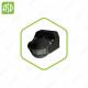 Датчик движения инфракрасный ДД-009-B 1200Вт 180 гр.12м IP44 черный ASD