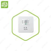 Датчик движения инфракрасный ДД-035-W 500Вт 140 гр.12м IP20 белый ASD
