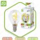 Светодиодная лампа LED Filament COB Е14 5 Вт 3000К 450Лм