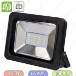Светодиодный прожектор 10 Вт мощность