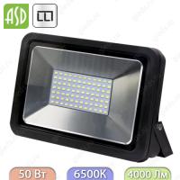 Прожектор светодиодный СДО-5-50 50Вт 160-260В 6500К 4000Лм IP65 ASD / LLT