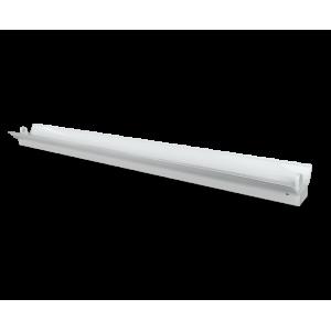 Светильник под светодиодную лампу  SPO-101-1R 1х18Вт 230В LED-Т8/G13 1200 мм с рефлектором