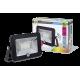 Прожектор светодиодный СДО-5Д-10 10Вт 230В 6500К 750Лм с датчиком движения IP65 LLT