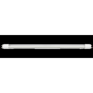 Лампа светодиодная LED-T8R-std 10Вт 230В G13 4000К 800Лм 600мм прозрачная ASD