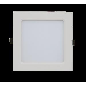 Панель светодиодная квадратная SLP-eco 8Вт 230В 4000К 560Лм 108х108х23мм белая IP40