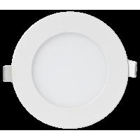 Панель светодиодная круглая RLP-eco 24Вт 230В 160-260В 4000К 1680Лм 300/285мм белая IP40 IN HOME