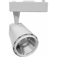 Светильник светодиодный трековый TR-03 7Вт 230В 4000К 630Лм 76x95x145мм белый IP40 LLT