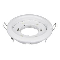 Светильник встраиваемый GX53R-mini ультратонкий под лампу GX53 белый