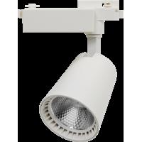 Светильник светодиодный трековый TR-01 10Вт 230В 4000К 900Лм  70x93x120мм белый IP40 LLT
