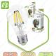 Светодиодная лампа LED Filament COB Е27 6 Вт 3000К 540Лм
