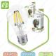 Светодиодная лампа LED Filament COB Е27 8 Вт 4000К 720Лм