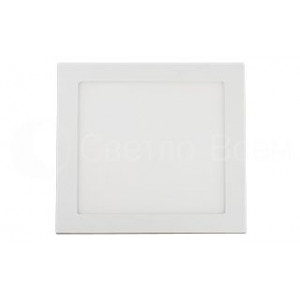 Светильник DL-172x172M-12W Warm White