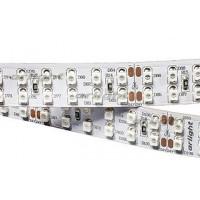 Светодиодная LED лента RT 2-5000 24V Red 2X2 (3528, 1200 LED, LUX)