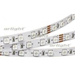 Светодиодная LED лента RT 2-5000 24V Yellow 2X (5060, 300 LED, LUX)