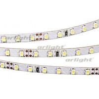 Светодиодная LED лента RT 2-5000 24V Green 2X (3020, 600 LED, LUX)