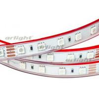 Светодиодная LED лента RTW 2-5000P 24V RGB 2X (5060, 300 LED, LUX)