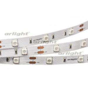 Светодиодная LED лента RT 2-5000 12V Red (5060, 150 LED, LUX)