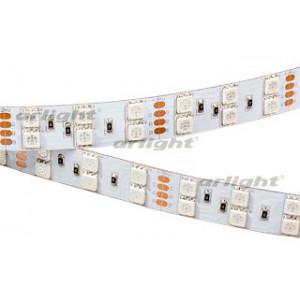 Светодиодная LED лента RT 2-5000 24V RGB 2X2 (5060, 600 LED, LUX)
