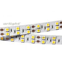 Светодиодная LED лента RT 2-5000 24V Yellow 2x2 (5060, 600 LED,LUX)