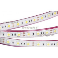 Светодиодная LED лента RTW 2-5000PGS 12V Blue 2x (5060, 300 LED)