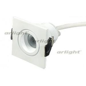 Светодиодный светильник LTM-S46x46WH 3W Warm White 30deg