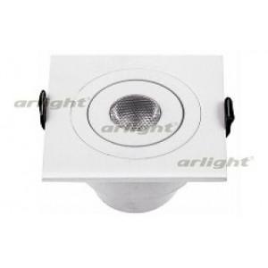 Светодиодный светильник LTM-S60x60WH 3W Warm White 30deg