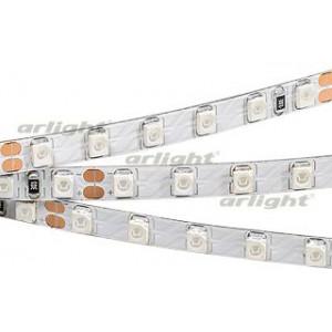 Светодиодная LED лента RT 2-5000 24V Red-5mm 2х(3528, 600 LED, LUX)