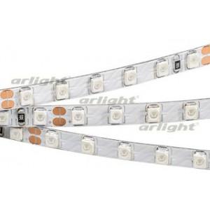Светодиодная LED лента RT 2-5000 24V Yellow-5mm 2x(3528,600LED,LUX)