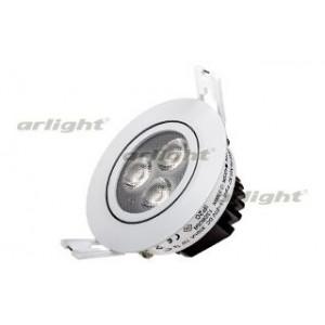 Светильник IM-85AW Warm White 30deg (3x2W, 220V)