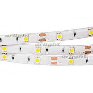 Лента RTW 2-5000SE 12V Yellow (5060, 150 LED, LUX)