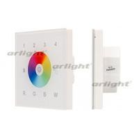 Панель Sens SR-2820AC-RF-IN White (220V,RGBW,4зоны