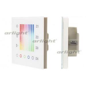 Панель Sens SR-2831-RF-IN (12-24V, RGBW, DMX, 4зон