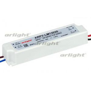 Блок питания ARPV-LM12020 (12V, 1.67A, 20W)