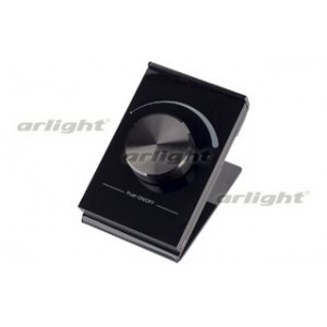 Панель Rotary SR-2805D-RF-UP Black (3V, DIM)