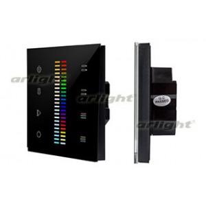 Панель Sens SR-2830C-AC-RF-IN Black (220V,RGB+CCT,4зоны)
