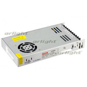 Блок питания HTS-400-24-Slim (24V, 16.7A, 400W)