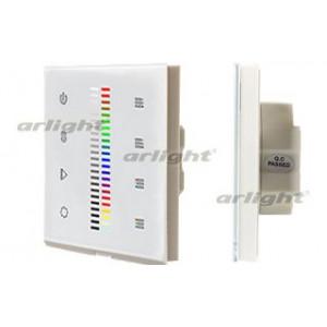 Панель Sens SR-2830C1-AC-RF-IN White (220V,RGB+DIM,4зоны)