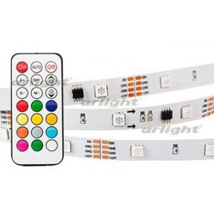 Светодиодная LED лента SPI-5000-IR21B 12V RGB (5060,150 LED x3,1804, ПДУ)