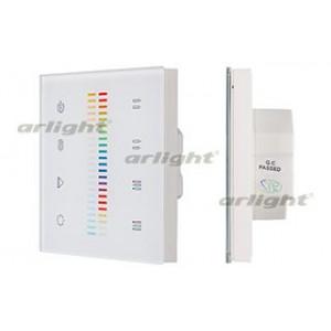 Панель Sens SR-2830C-AC-RF-IN White (220V,RGB+CCT,4зоны)