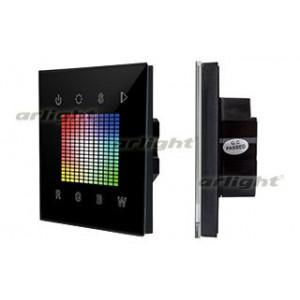 Панель Sens SR-2831S-AC-RF-IN Black (220V,RGBW,1зона)