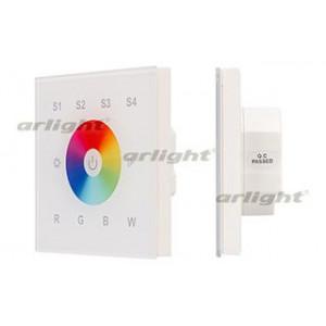 Панель Sens SR-2820B-AC-RF-IN White (220V,RGBW,1 зона)