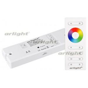 Контроллер SR-2839W White (12-24 В,240-480 Вт,RGBW,ПДУ сенсор))
