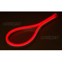 Гибкий неон ARL-CF2835-Classic-220V Red (26x15mm)