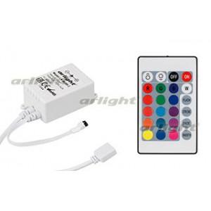 Контроллер LN-IR24B-2 (12-24V,72-144W, ПДУ 24кн)
