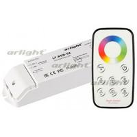 Контроллер LT-RGB-5A (12-24V,180-360W, ПДУ сенсор)