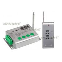 Контроллер CS-RGBW-SPI-RF4B (5-24V, ПДУ 4кн)